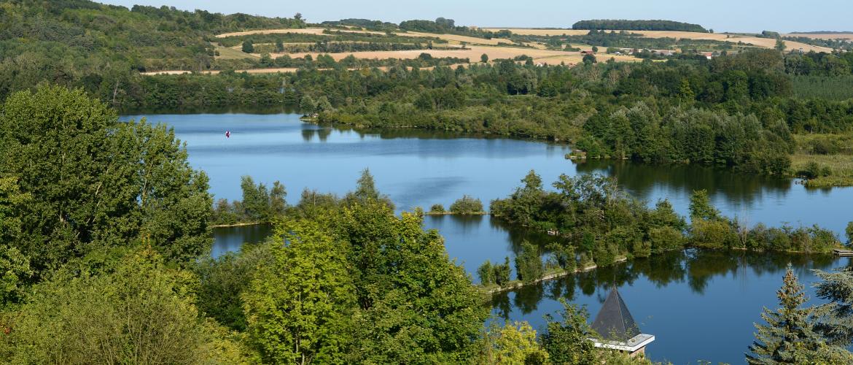 Panorama depuis le Belvédère Sainte-Colette
