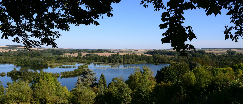 Panorama au Belvédère Sainte-Colette