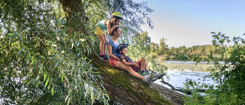 Séjour nature en famille