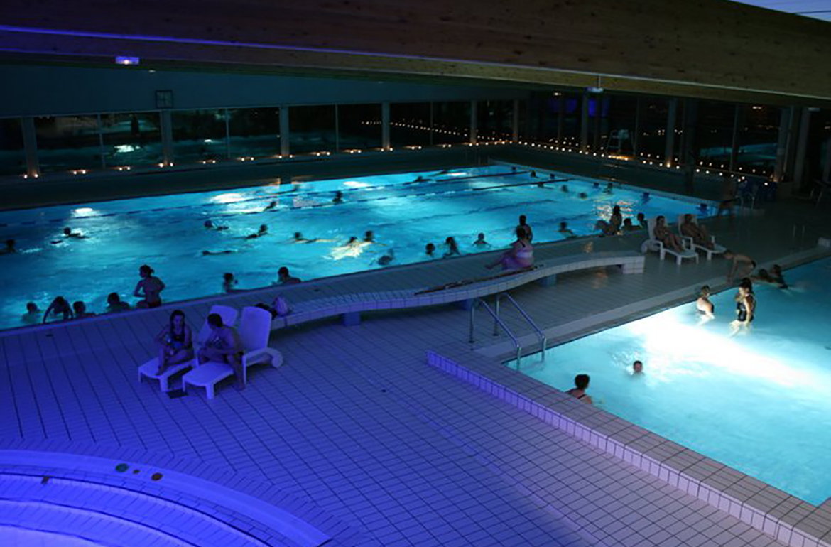 Centre aquatique calypso for Piscine briancon horaire