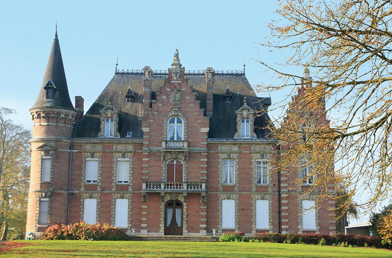 Château de Baizieux