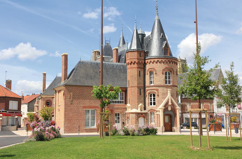 Château de Corbie