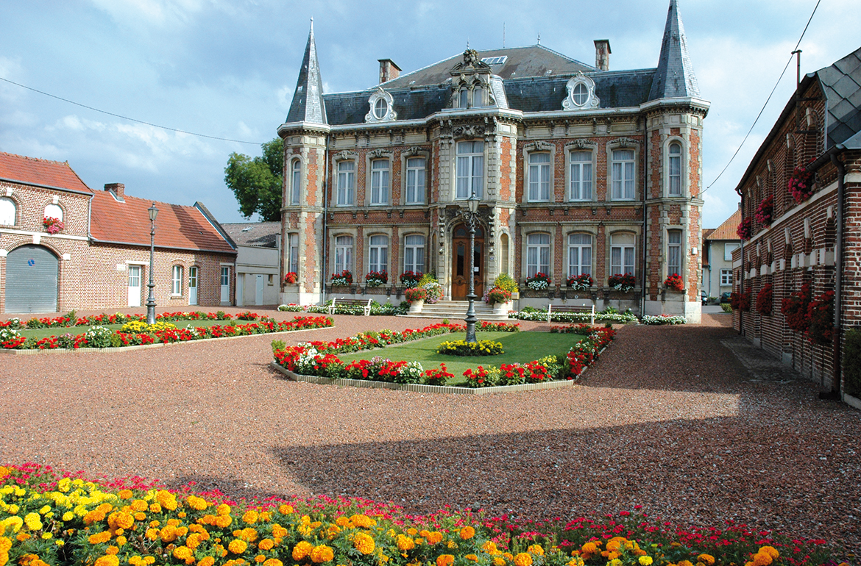 Château de Fouilloy
