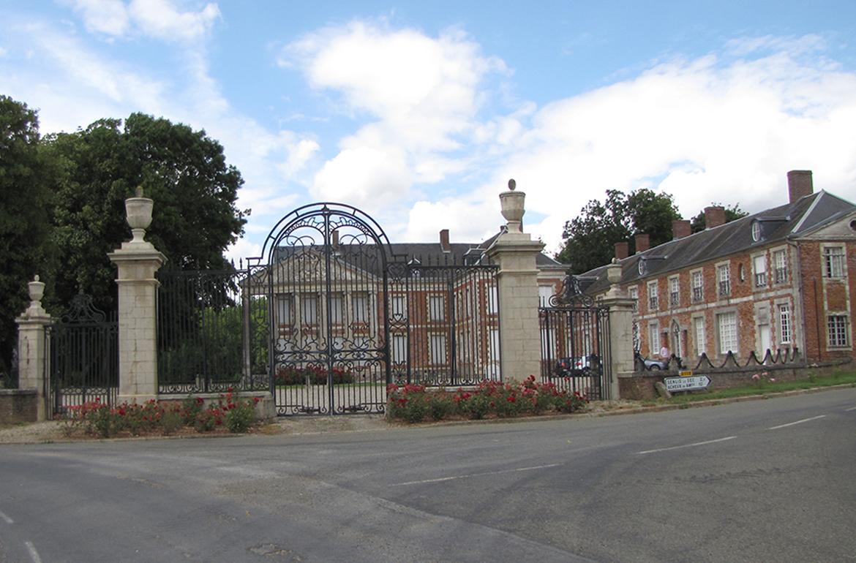 Château d'Hénencourt