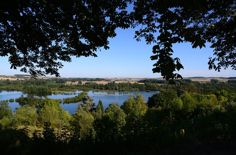 Les étangs de la Barette à Corbie