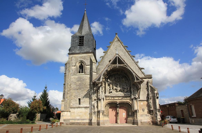 Eglise Notre-Dame de La Neuville de Corbie