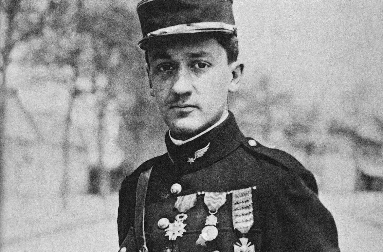 L'aviateur Georges Guynemer