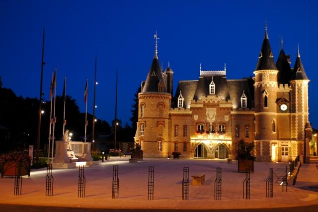 Hotel de ville za 2013