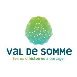 Logo valdesomme vertical