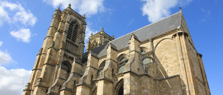 l'abbatiale Saint-Pierre de Corbie