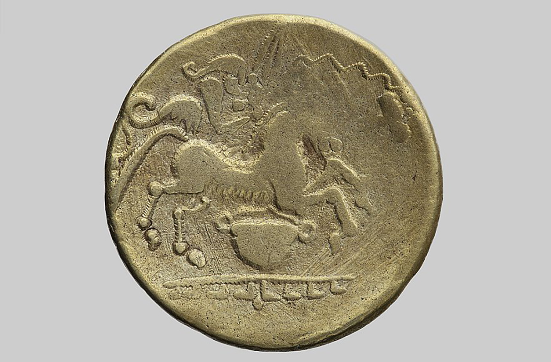 Pièce du IIIe siècle avant JC