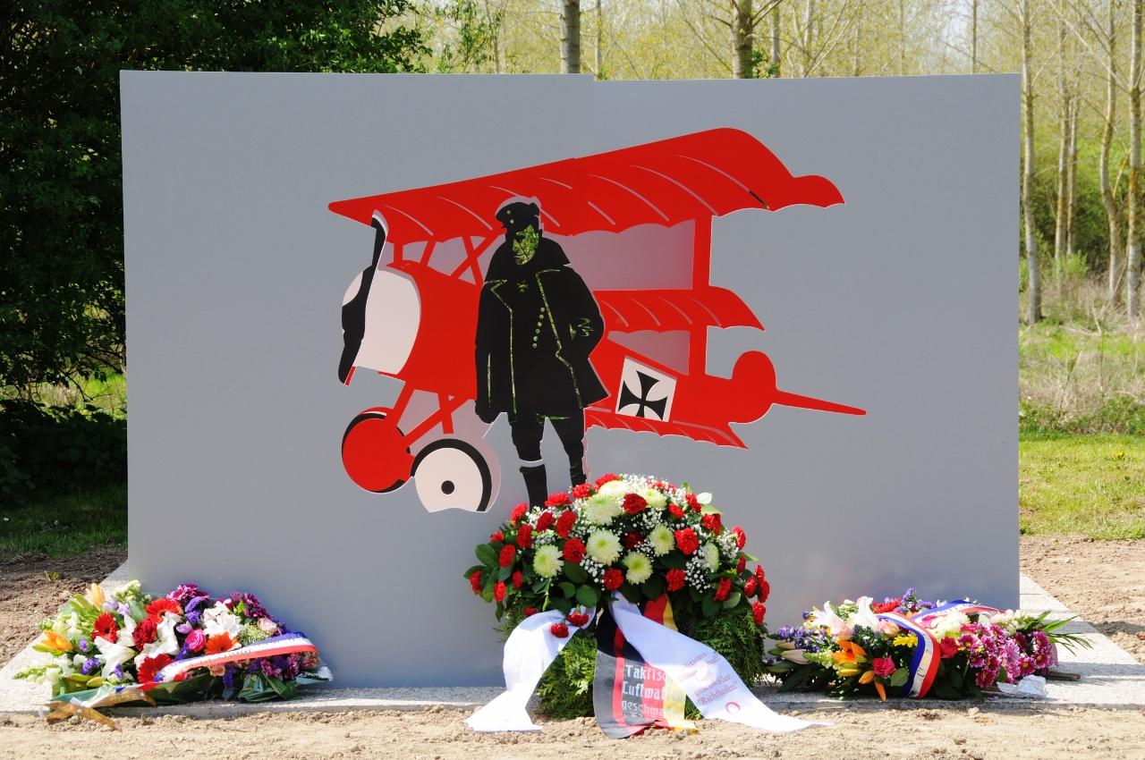 Le Baron Rouge à Vaux-sur-Somme