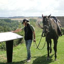 Somme randonnées à cheval