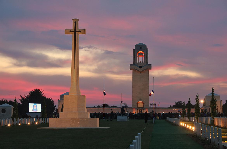 Mémorial australien de Villers-Bretonneux